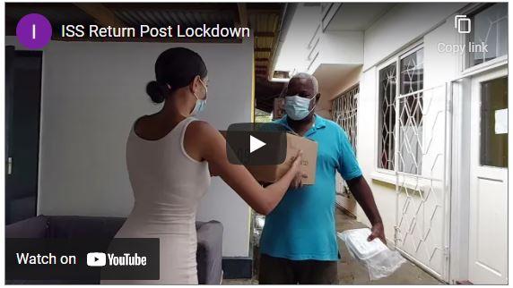 ISS Return Post Lockdown
