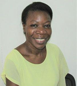 Mrs Beatrice Atieno