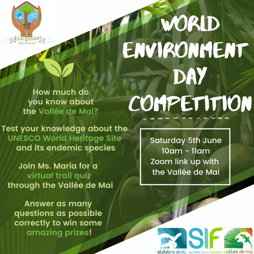International School Seychelles victorious in World Environment Day Competition
