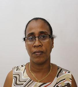 Mrs Lydianne Jean Louis