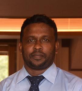 Mr Nishantha De Silva