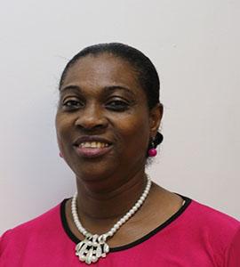 Ms Gina Philoe
