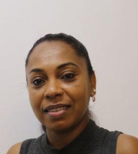 Ms Joyla Ernest