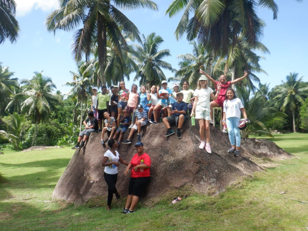 Year 6B Outdoor Education lessons