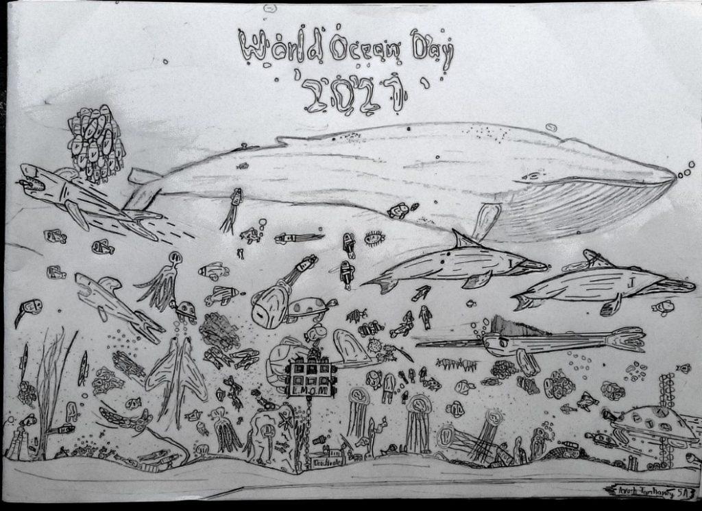 World Ocean Day Challenges 2021